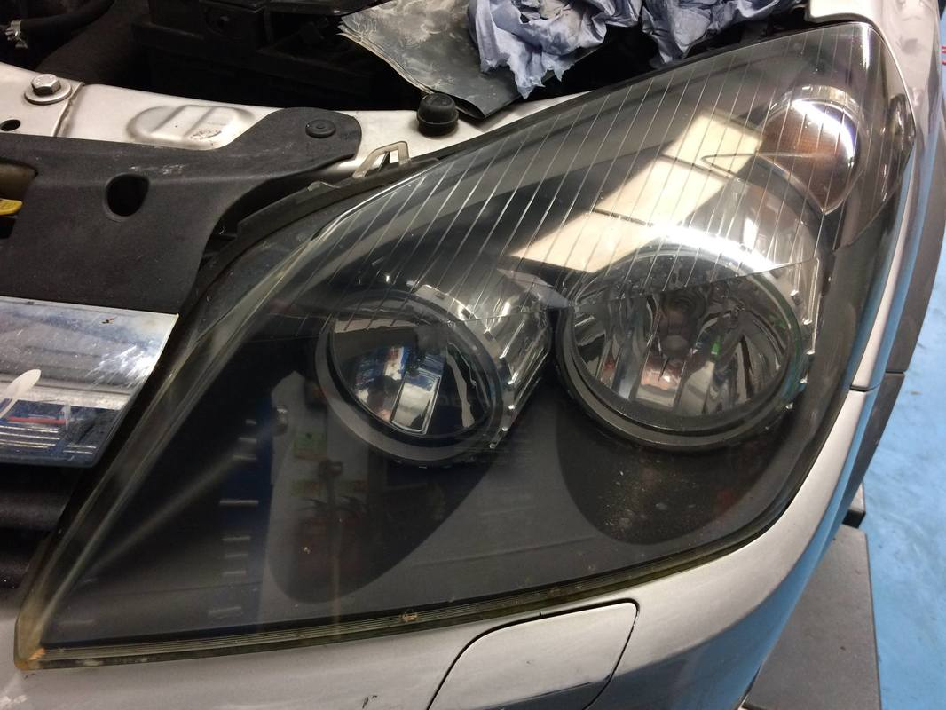 headlight restoration 2